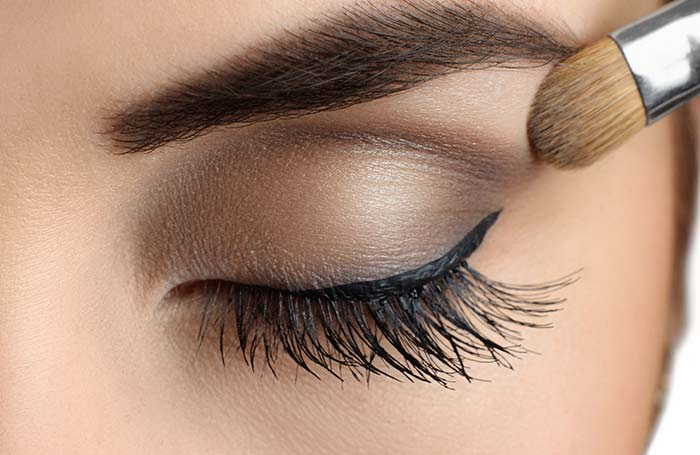 Best Eye Makeup Looks - Neutral Smokey Eyes