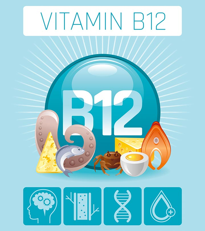 Vitamin B12 Benefits: 13 Ways It Helps, Based On Science