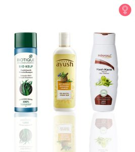15 Best Anti-Hair Fall Shampoos In India