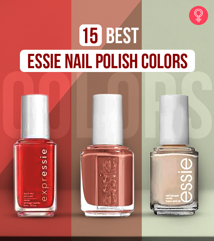 15 Best Essie Nail Polish Colors Of 2020