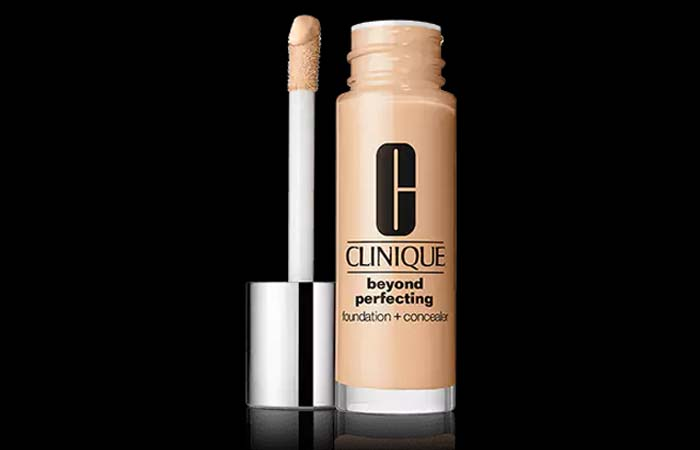 Best High Coverage Foundations - 15. Clinique Beyond Perfecting Foundation + Concealer
