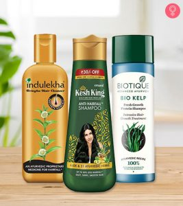 17 Best Anti-Hair Fall Shampoos In India