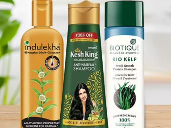 16 Best Anti-Hair Fall Shampoos In India