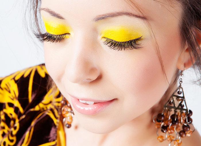 Summer Eye Makeup Look