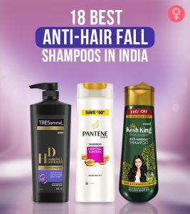 18 Best Anti-Hair Fall Shampoos In India
