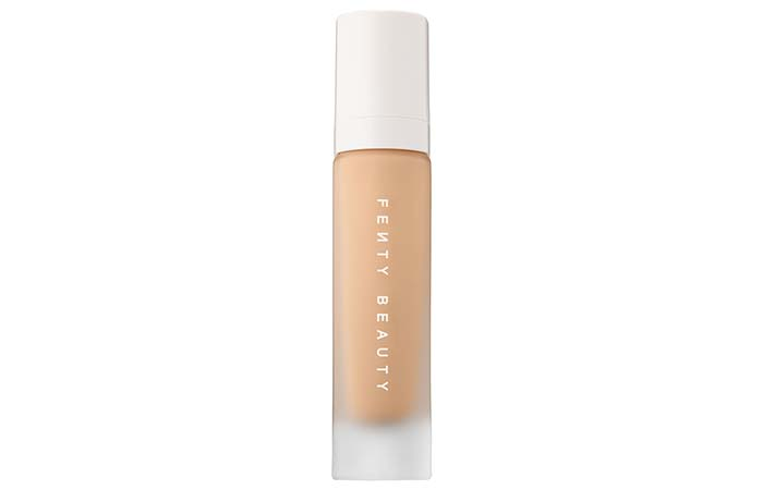 Best High Coverage Foundations - 2. Fenty Beauty Pro Filt'r Soft Matte Longwear Foundation