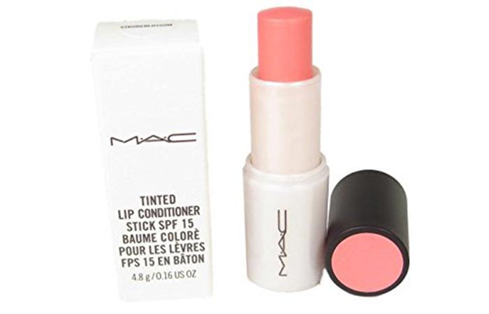 2. MAC Tinted Lip Conditioner SPF 15