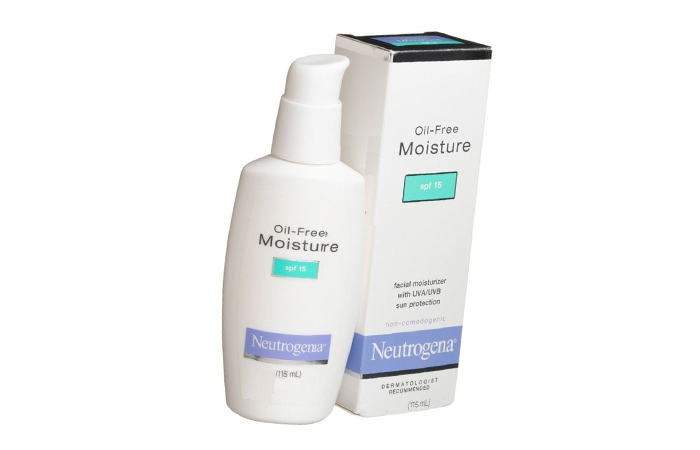 Moisturizers For Oily Skin - Neutrogena Oil Free Moisturizer