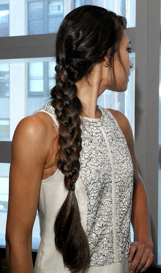 Marvelous 4 Indian Braid Hairstyles That You Can Try Too Short Hairstyles Gunalazisus