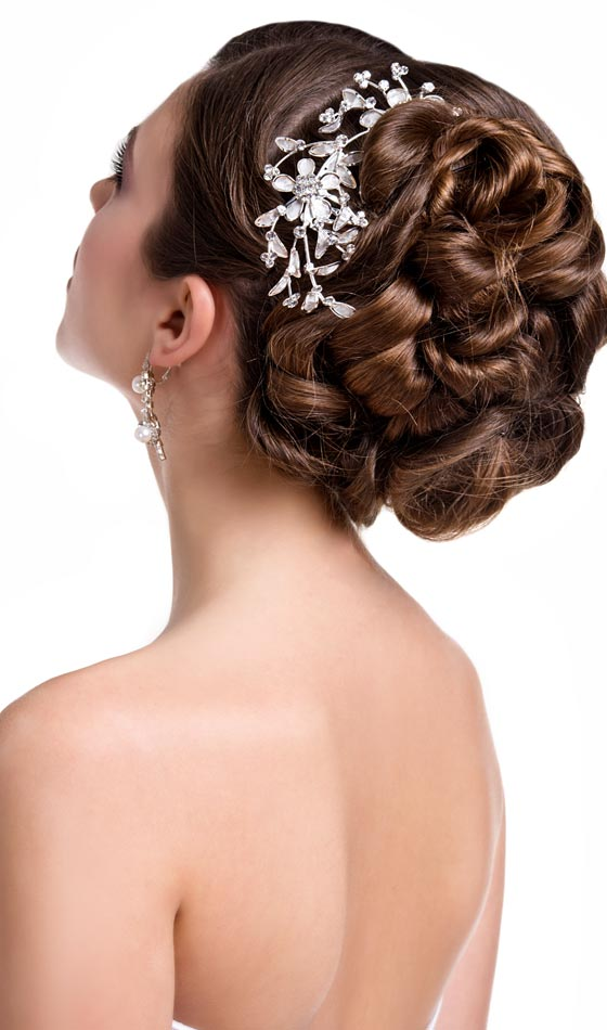 Super 10 Wedding Updos That You Can Try Too Hairstyles For Women Draintrainus