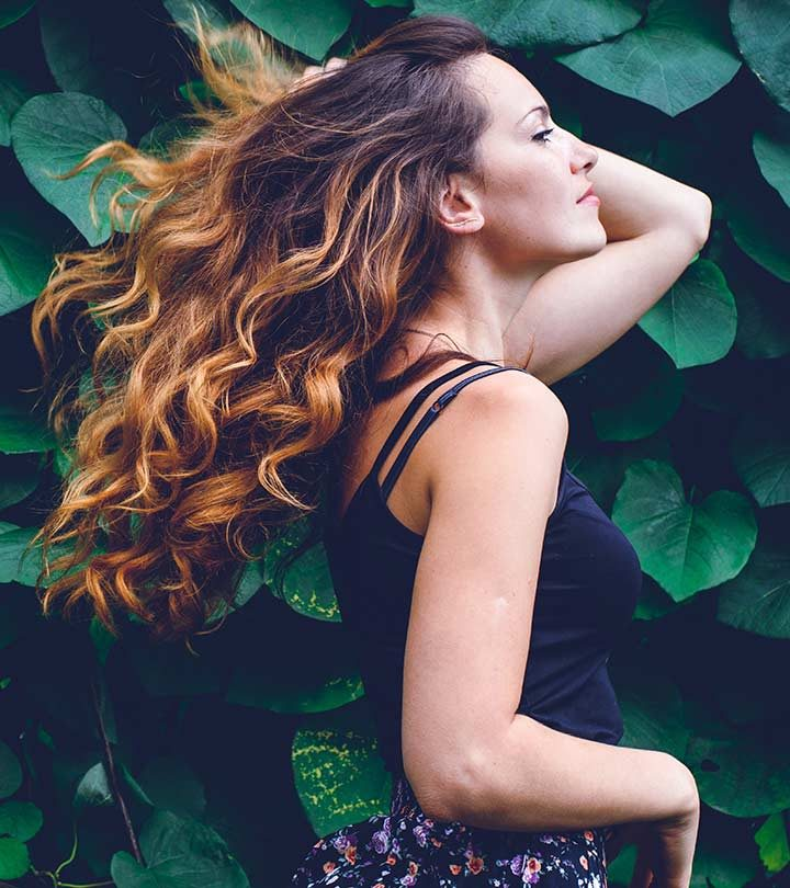 20 Stunning Curly Long Hairstyles