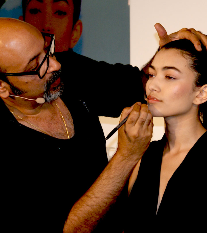 10 Best Inspiring Makeup Tips From Mickey Contractor