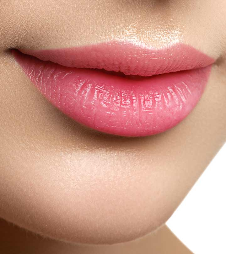 14 Beauty Tips For Healthy Pink lips
