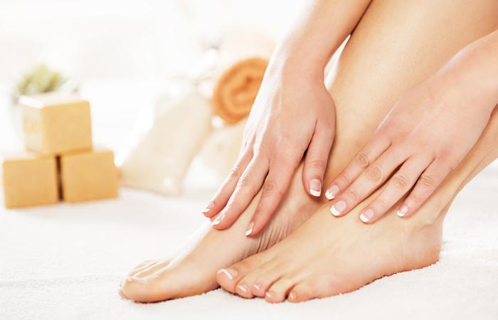 27. Have Benefits For Foot Care