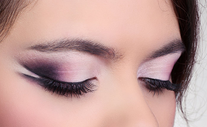 Beautiful Eye Makeup Pics - Arabic Eye Makeup Look