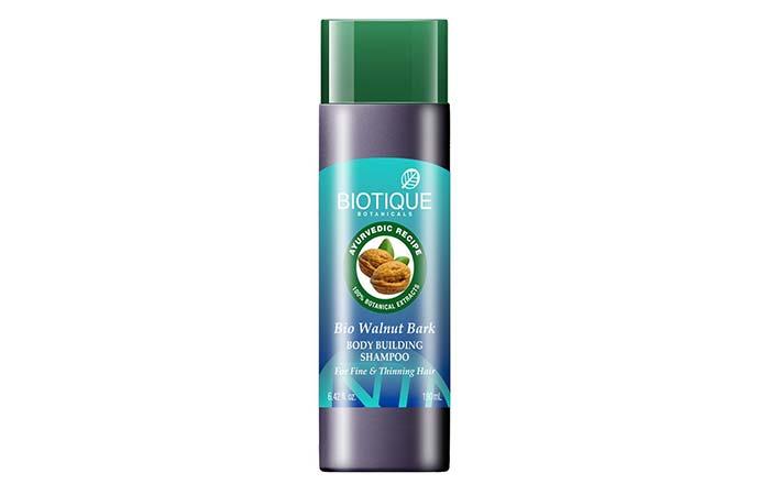 3. Biotique Walnut Bark Hair Shampoo