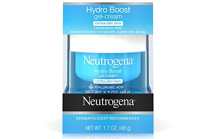 3. Neutrogena Hydro Boost Gel-Cream