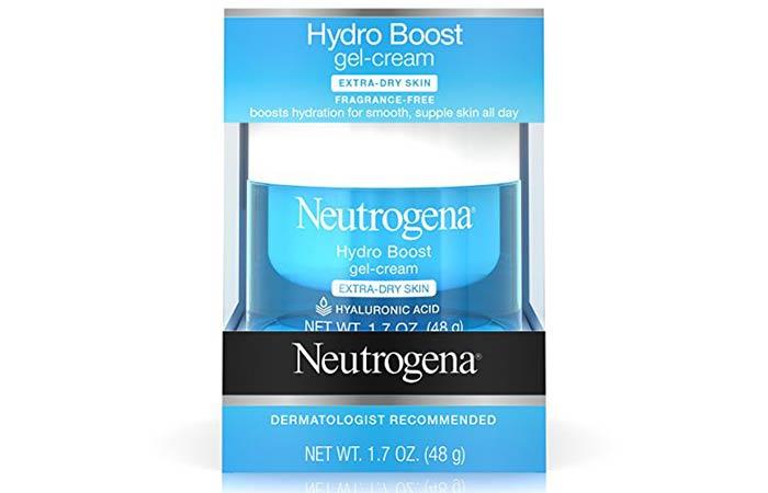 3. Neutrogena Hydro Boost Gel-Cream