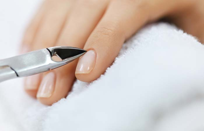 3. Tame Your Cuticles
