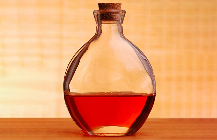 3. Use Vitamin E Oil