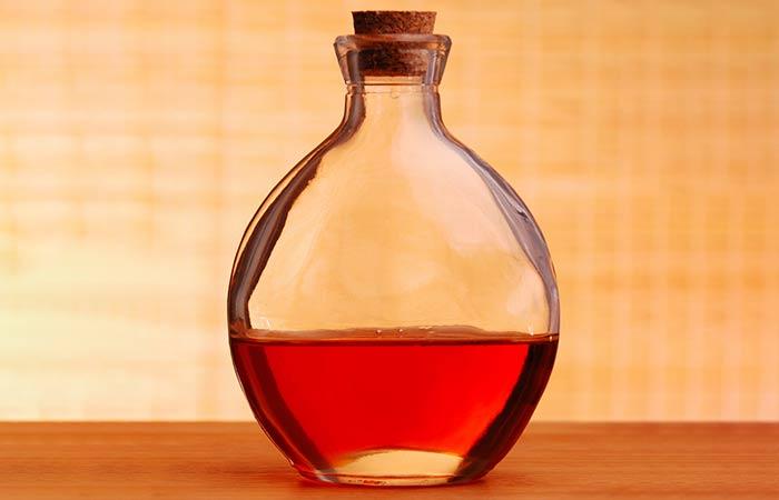3. Use Vitamin E Oil