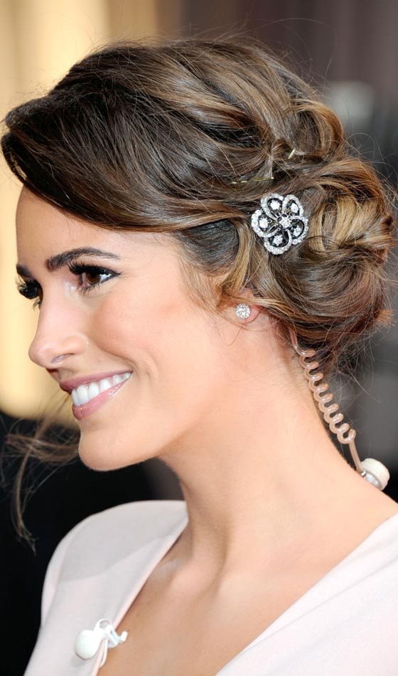 Marvelous 10 Wedding Updos That You Can Try Too Hairstyles For Women Draintrainus