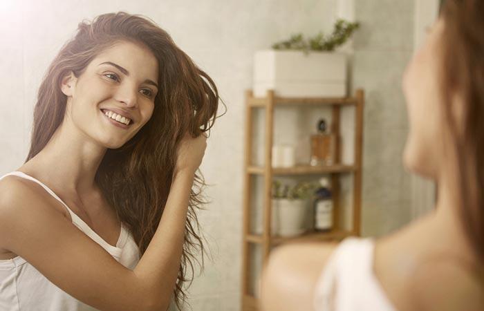 33. Enhance Hair Health And Appearance