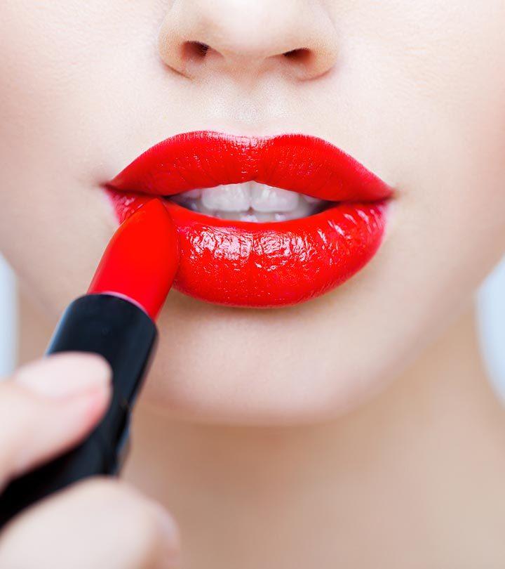 15 Best Lipstick Brands In India