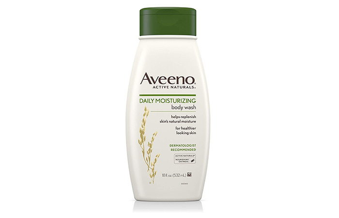 4. Aveeno Daily Moisturizing Body Wash