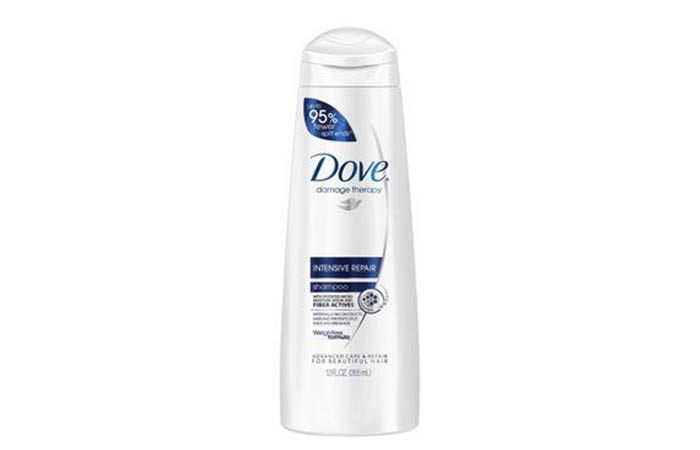 4-Dove-Damage-Therapy-Shampoo