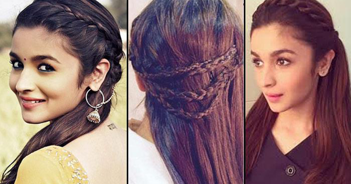 Top 100 Indian Hairstyles For Long Hair Braids Hairstyle