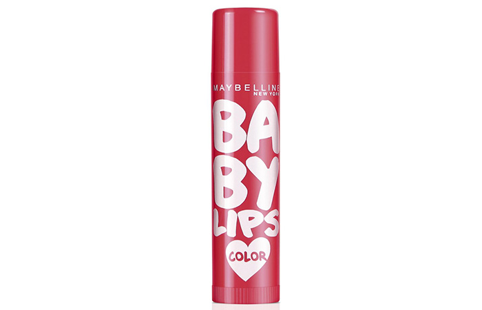 4. Maybelline New York Baby Lips Color