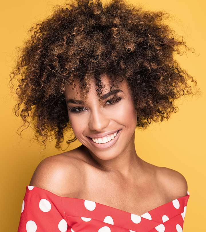 40 Best Short Curly Hairstyles