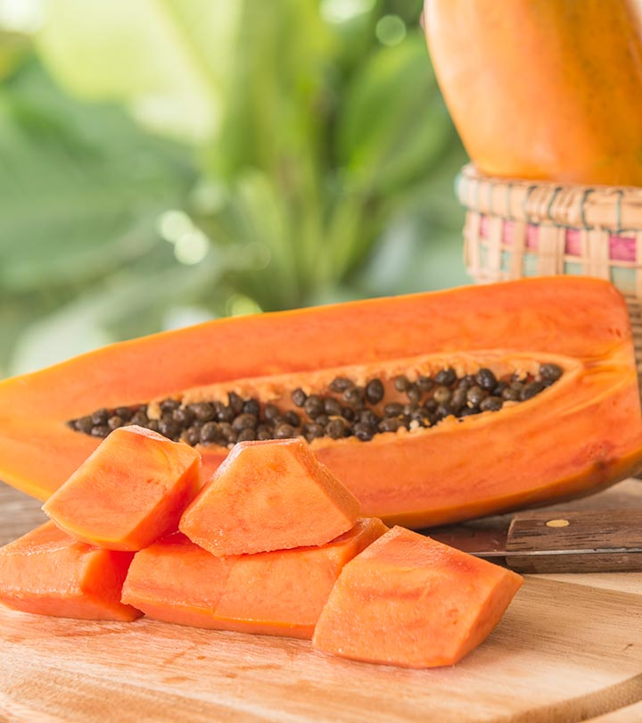 39 Surprising Benefits Of Papaya For Skin, Hair, And Health