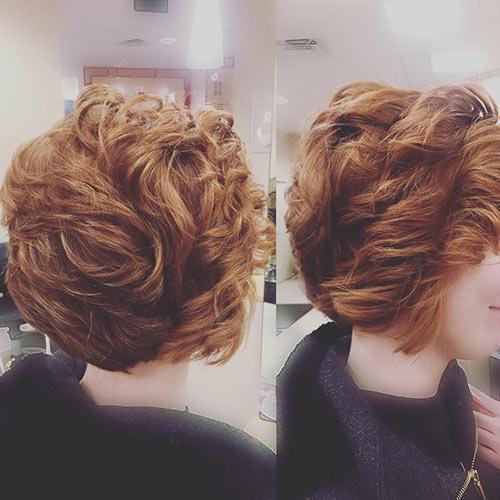 5. Short Soft Curls