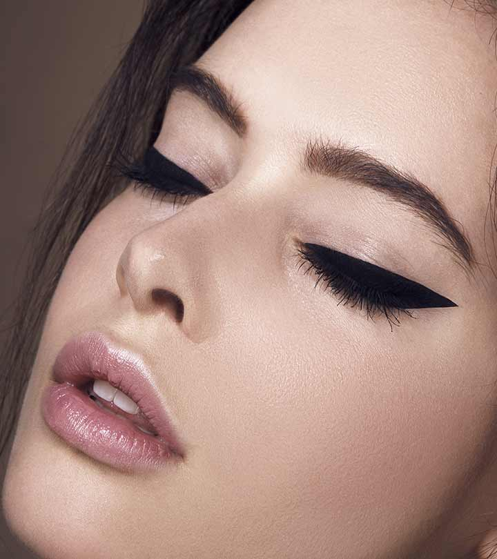 How To Apply Eyeliner For Beginners? - Step By Step Tutorial And Tips