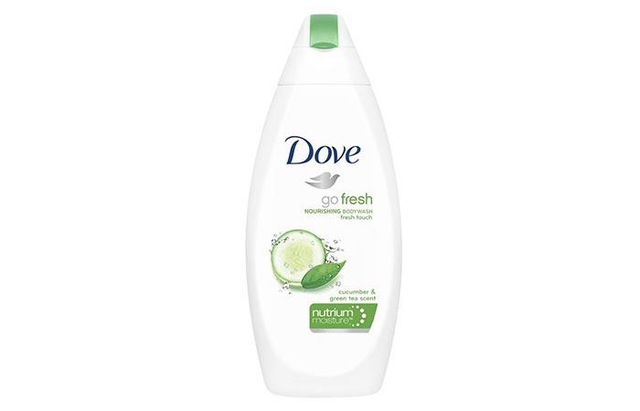 6. Dove Go Fresh Nourishing Body Wash