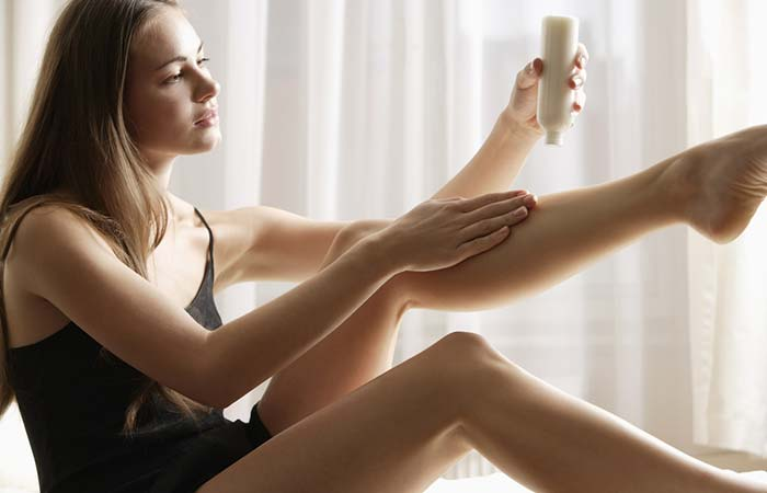 6. Moisturize Your Skin