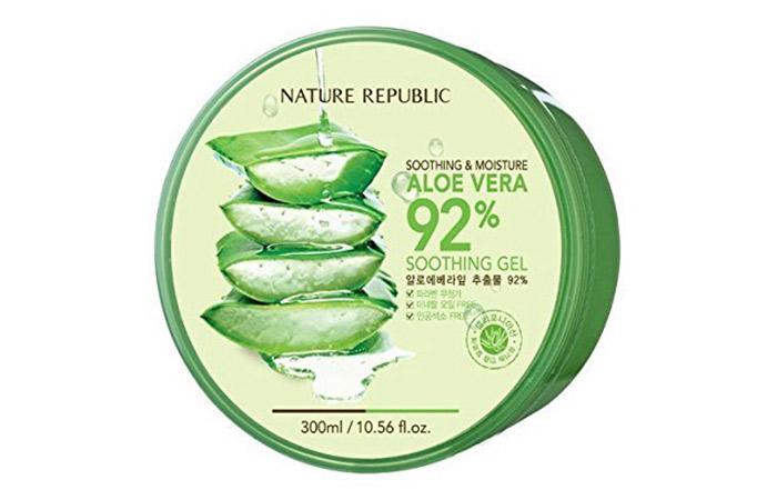 6. Natural Republic Aloe Vera Gel