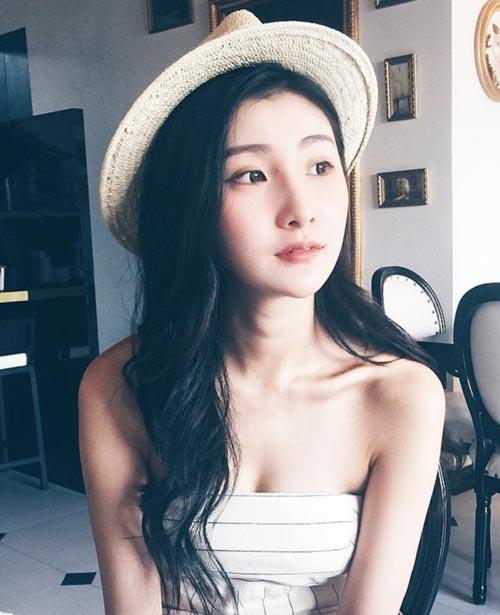 Sham Yen Yi - Cute Model From Hong Kong