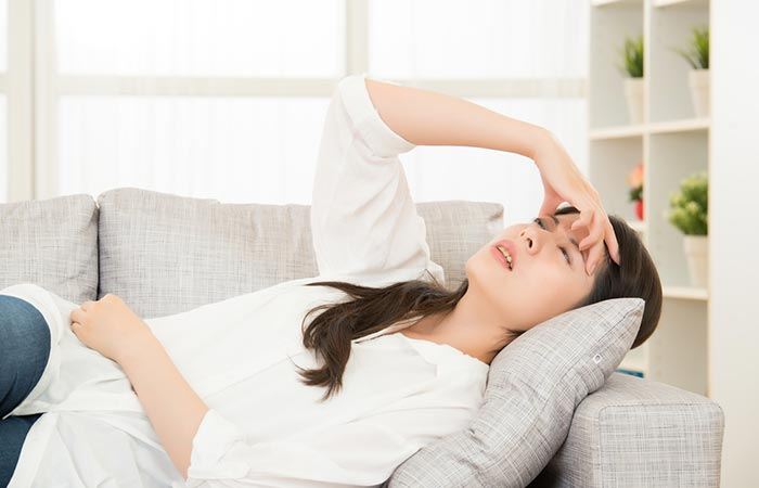 6. Treat Hangovers