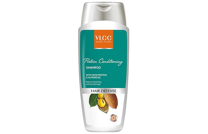 6. VLCC Natural Sciences Soya Protein Conditioning Shampoo