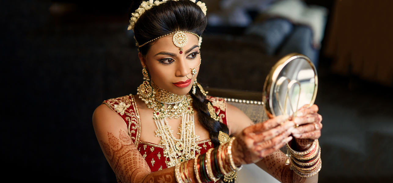 Enjoyable 60 Best Indian Bridal Makeup Tips For Your Wedding Hairstyles For Women Draintrainus