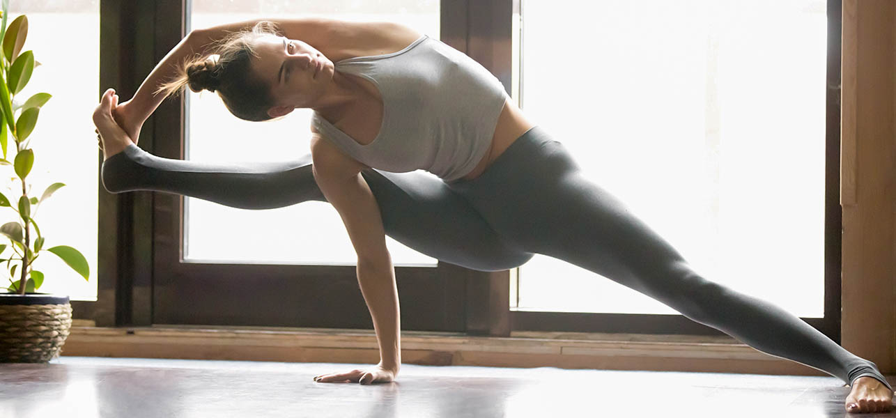 7 Yoga Exercises For Stretching Your Body,