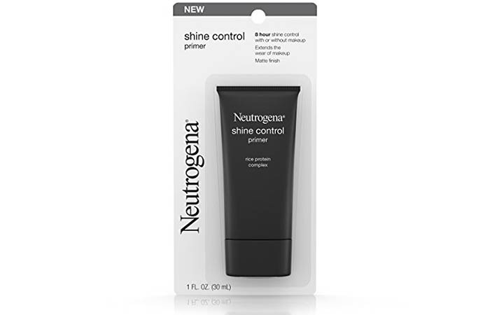 7. Neutrogena Shine Control Primer
