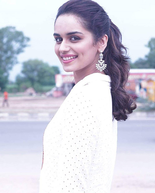 Manushi Chhillar - Beautiful Girl In The World
