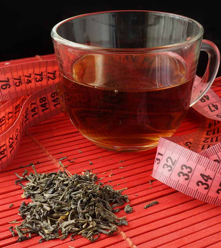 Green Tea T How To Lose Weight With