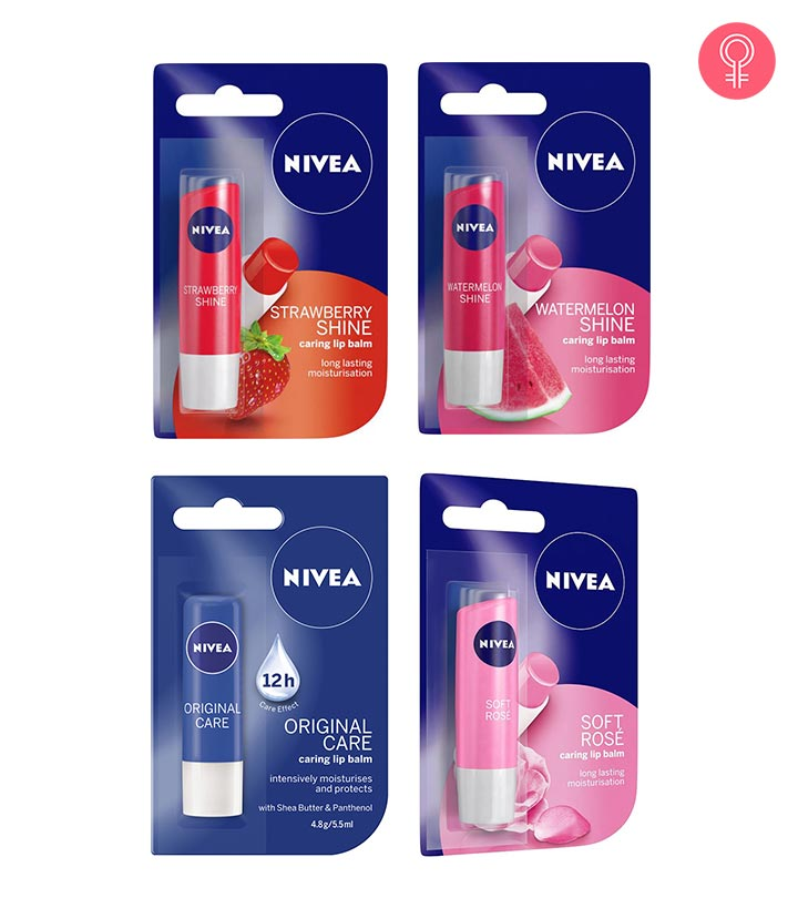 9 Best Nivea Lip Balms to Try in 2020
