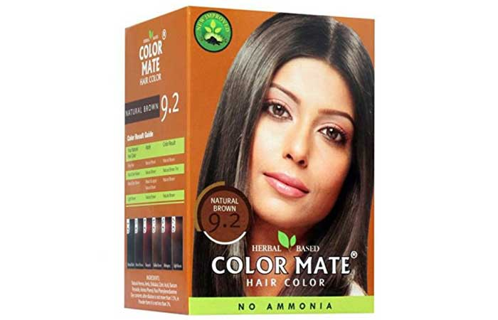 9. Color Mate