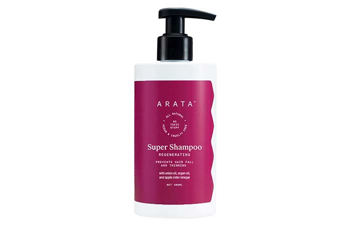 ARATA Super Shampoo